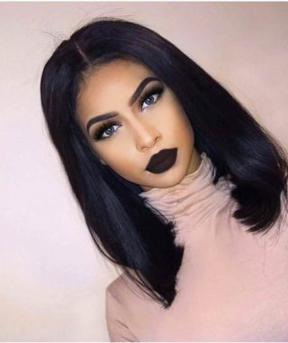 Short To Medium Black Hairstyles