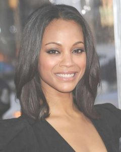 Medium Hairstyles For African American Women With Thin Hair