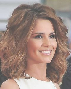 Thick Curly Hair Medium Hairstyles