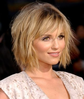Shag Hairstyles For Thin Hair