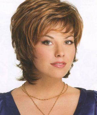 Medium To Short Hairstyles Over 50