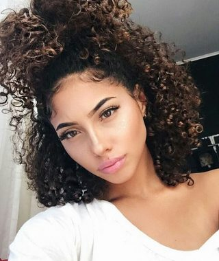 Long Hairstyles Naturally Curly Hair