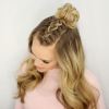 Braided Topknot Hairstyles (Photo 14 of 25)