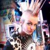 Rocker Girl Mohawk Hairstyles (Photo 6 of 25)