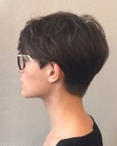 Tapered Pixie Hairstyles With Maximum Volume