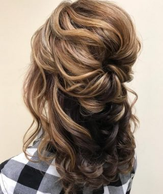 Long Hairstyles Mother Of Bride