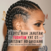 Natural Cornrows And Twist Hairstyles (Photo 6 of 15)