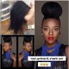 Natural Hair Updo Hairstyles With Kanekalon Hair (Photo 9 of 15)
