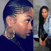 Cornrows Hairstyles On Side (Photo 7 of 15)