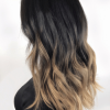 Long Dark Hairstyles With Blonde Contour Balayage (Photo 10 of 25)