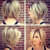 Layered Short Hairstyles For Round Faces (Photo 2 of 25)