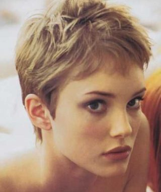 Messy Pixie Hairstyles For Short Hair