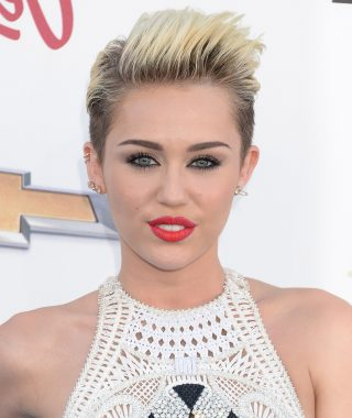 Miley Cyrus Pixie Hairstyles