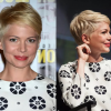 Michelle Williams Pixie Haircuts (Photo 22 of 25)