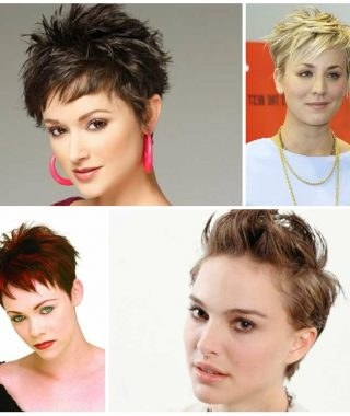 New Pixie Hairstyles