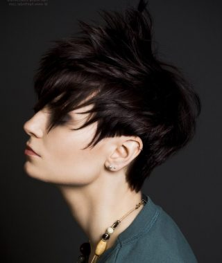 Pixie Hairstyles For Men