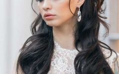 Wedding Hairstyles For Medium Length Dark Hair