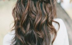 Cascading Waves Prom Hairstyles For Long Hair