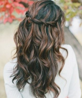 Curly Prom Prom Hairstyles