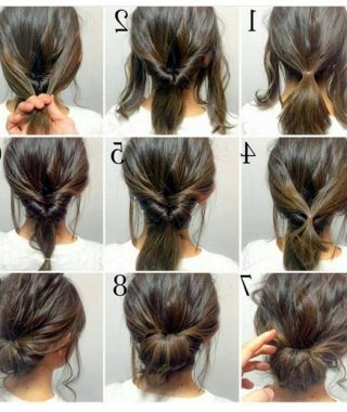 Quick Long Hairstyles For Work