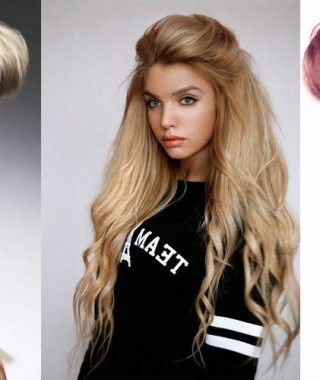 Womens Long Quiff Hairstyles