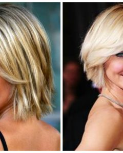 Short Haircuts For Voluminous Hair