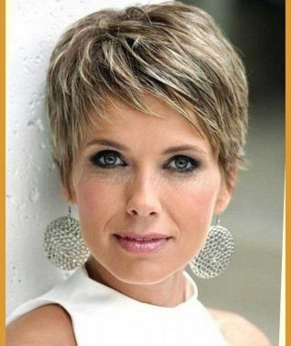 Cute Round Bob Hairstyles For Women Over 60