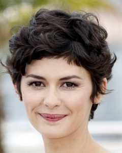 Short Haircuts For Thick Curly Hair