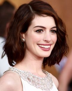 Short Haircuts For Small Foreheads