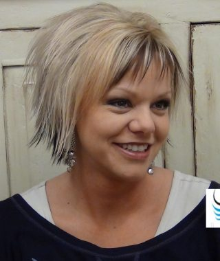 Flipped Short Hairstyles