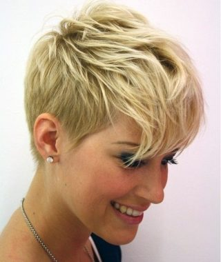 Soft Pixie Bob Haircuts For Fine Hair