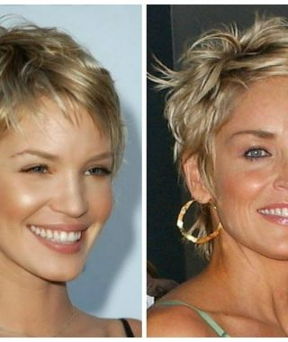 Tousled Pixie Hairstyles