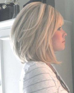 Womens Medium Length Bob Hairstyles