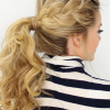 Messy Double Braid Ponytail Hairstyles (Photo 6 of 25)