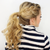 Braided Crown Pony Hairstyles (Photo 8 of 25)