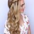 Side-Swept Braid Hairstyles