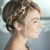 Simple Braided Hairstyles (Photo 14 of 15)