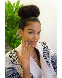 Updo Hairstyles For Black Women With Natural Hair