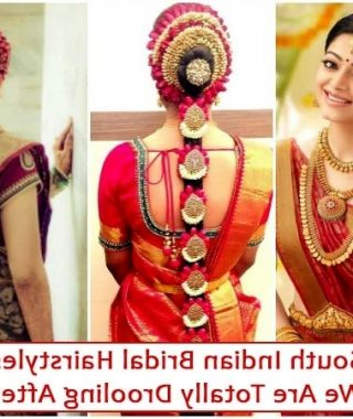 South Indian Wedding Hairstyles