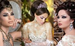 Arabic Wedding Hairstyles