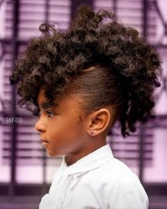 Cute Updos For African American Hair