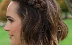 Wedding Hairstyles For Chin Length Hair