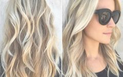 Medium Hairstyles Beach Waves