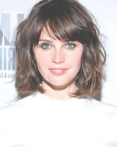 Medium Haircuts For Small Foreheads