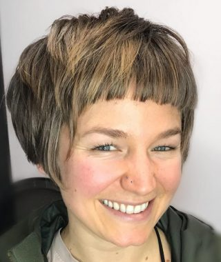 Short Haircuts For Long Faces