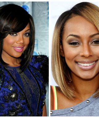 Short Hairstyles For Black Women With Fat Faces