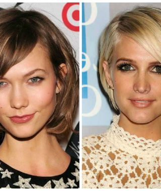Short Haircuts For High Cheekbones