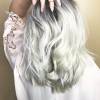 Reverse Gray Ombre For Short Hair (Photo 7 of 15)