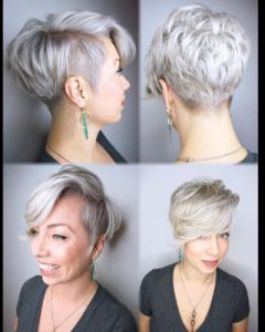 Asymmetrical Pixie Bob Hairstyles
