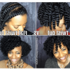 Flat Twists Into Twist Out Curls (Photo 2 of 15)